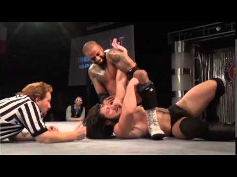 CWF Mid-Atlantic Wrestling: Trevor Lee vs. Roy Wilkins in a No Ropes match (11/1/14)