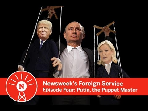 Marine Le Pen - Putin, Trump and neo-Nazi backing (alleged)