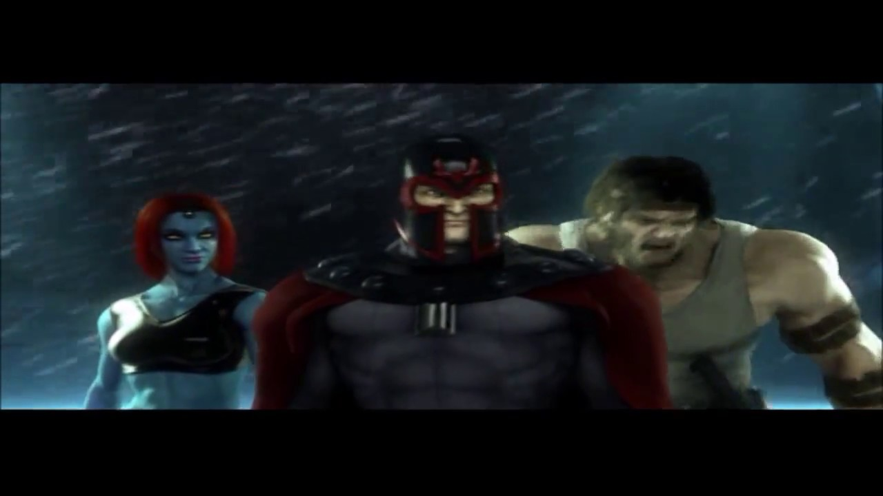 X Men Legends II Rise Of Apocalypse Gamecube