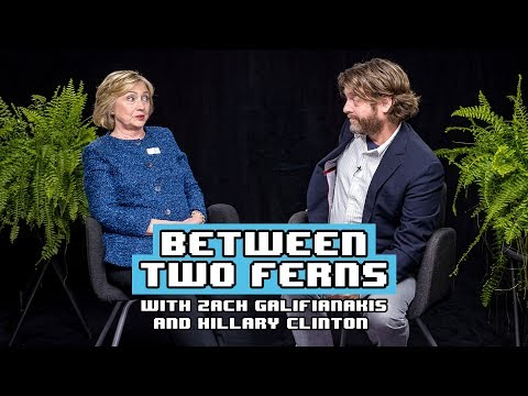 Hillary Clinton: Between Two Ferns With Zach Galifianakis