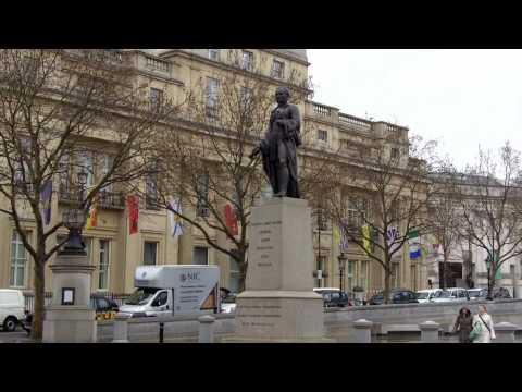 Things to do in London: Trafalgar Square 1080P