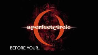 A Perfect Circle - Magdalena - with lyrics