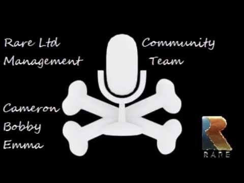 Pirate Port Radio Episode 11 (feat 3 Rare Ltd/Sea of Thieves Community Team members)