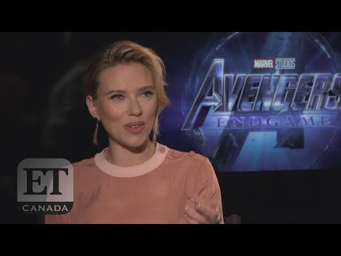 &39;Avengers&39; Cast Talk Emotions On Set Of &39;Endgame&39;