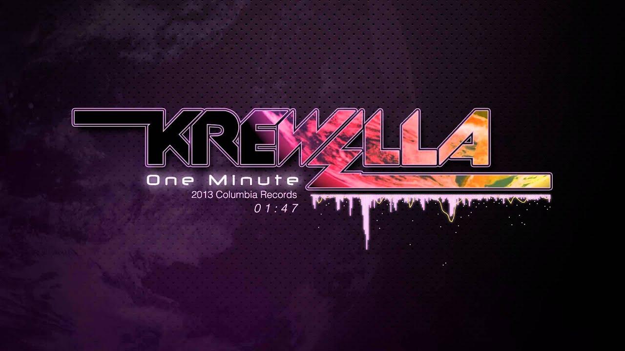 Krewella One Minute - YouTube