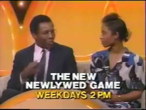 The new newlywed game show