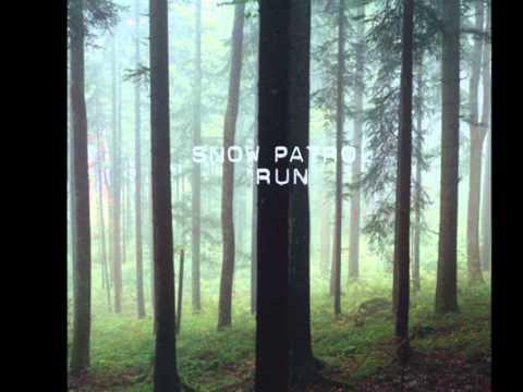 Snow Patrol - Run (instrumental version)
