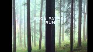 Snow Patrol - Run (instrumental version)