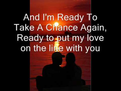 Ready To Take A Chance Again Barry Manilow Letrasmusbr