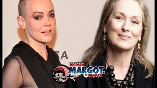Meryl Streep Responde al Ataque de Rose McGowan