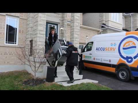 Gas Furnace Installation Toronto By AccuServ Heating