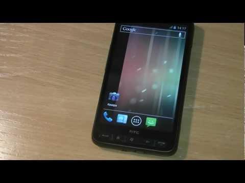 Ставим ANDROID ICE CREAM SANDWICH на HTC HD2 / ANDROID 4.0.3 on HTC HD2