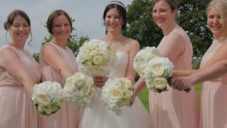 Stock Brook Country Club Wedding Venue Essex, Kerry and Paul, Abbey Weddings Video