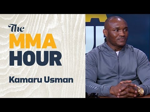 Kamaru Usman Hoping For Sitdown With Dana White To 'Clear The Air'