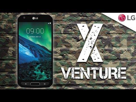 LG X Venture   MILITARY GRADE Durable Smartphone