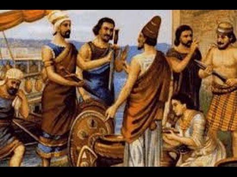 Наследие древних цивилизаций. Карфаген финикийцы. Документальный фильм