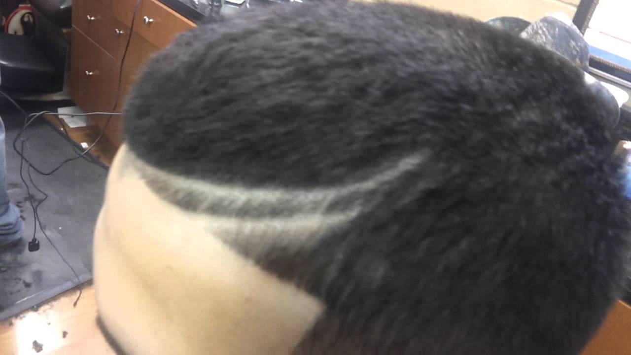 how to cut a juice haircut