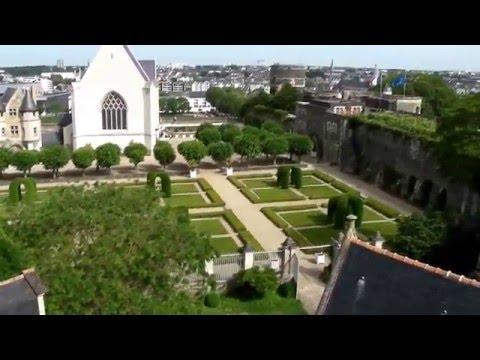 Châteaux de la Loire - Angers (N°3)