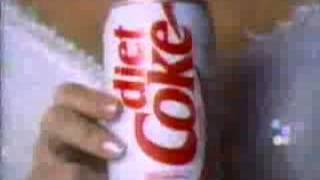 Paula Abdul - Diet Coke Commercial 1991