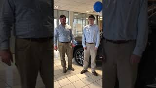 Jackson Pannell joins the team at Kirk Brothers Buick GMC