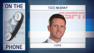 ESPN's Todd McShay Weighs in on The CFP National Title Game & More | The Rich Eisen Show | 1/9/18