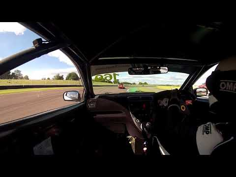 Ross Craig Civic Type R CTCRC yourITMan Pre 03 Thruxton Highlights 2/3 September 2017
