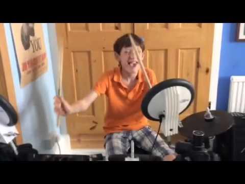 Bolger drumming#2
