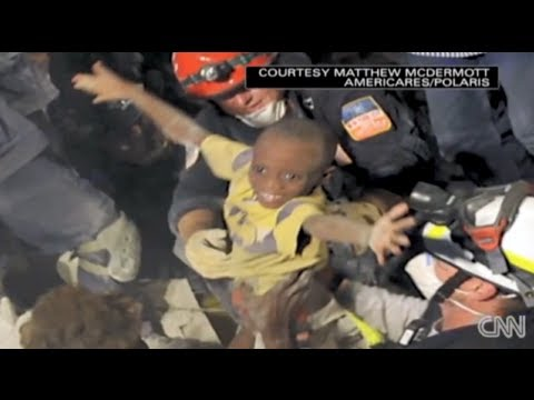 Amazing Rescue Moments On CNN