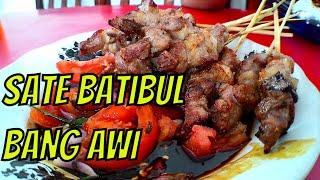 SATE BATIBUL Bang Awi Tegal yang Super Empuk