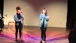 Heaven - Emeli Sande` - Cover- Acapella by Alessandra & Hanna