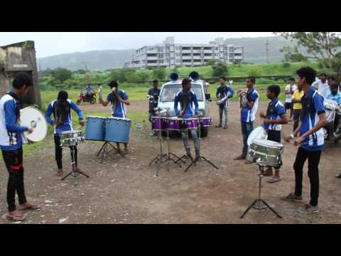Deva shree ganesha song by Blue star banjo party Navi Mumbai 9920742110