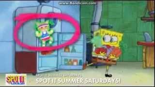 Nick Spot It Summer Saturdays Promo