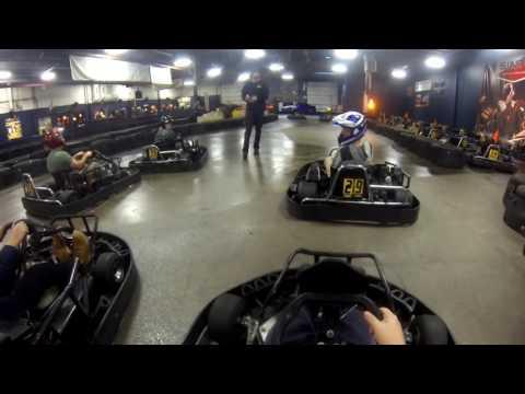Holiday Go-Karting!