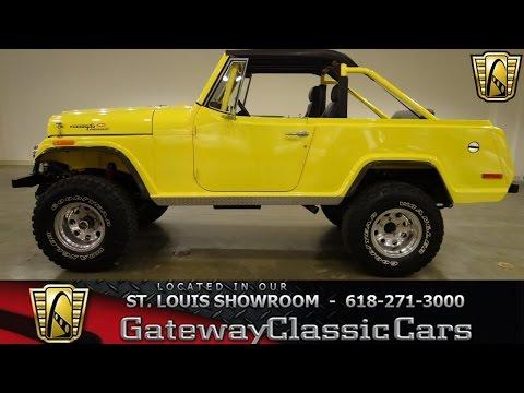 1970 Jeep Commando - Gateway Classic Cars St. Louis - #6375