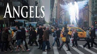 Angels and The Unknown Caught on Camera: Supernatural Activity