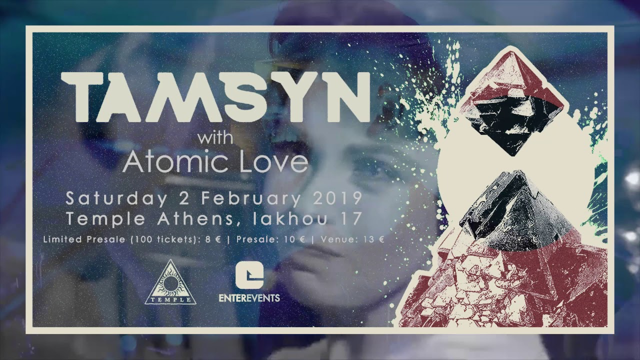 Tamsyn (UK) | Live in Athens | Promo Trailer