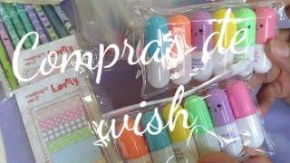 Compras en Wish /Haul/