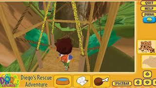 Dora the Explorer - Diego's 3D Rescue Adventure