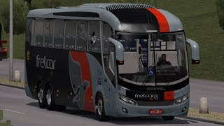 [1.34] Euro Truck Simulator 2 | Comil Invictus 1200 MB | Mods