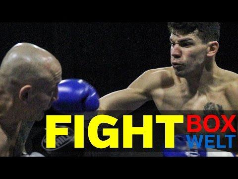 Vincenzo Gualtieri vs Gyula Nagy - 6 rounds Middleweight - 05.03.2016