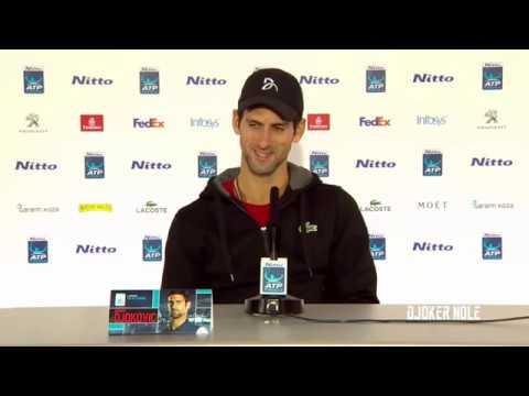 "Novak Djokovic ""It was PHENOMENAL season! I'm very proud!"" - ATP Finals 2018 (HD)"