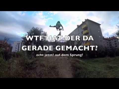 Dirtjump Graz Maut Andritz Herbst 2016