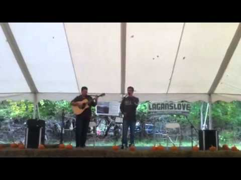 """Jon Zlock and Kevin Corcoran cover """"White Blank Page"""""""