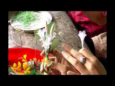 1-ดอกไม้ผ้าใยบัว