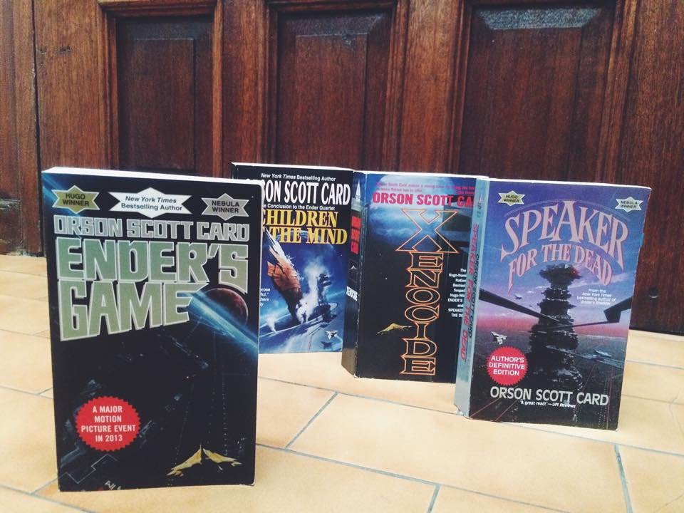 Download 5 REASONS WHY I LIKED THE ENDER'S GAME SERIES