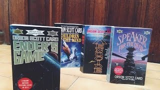 5 REASONS WHY I LIKED THE ENDER'S GAME SERIES