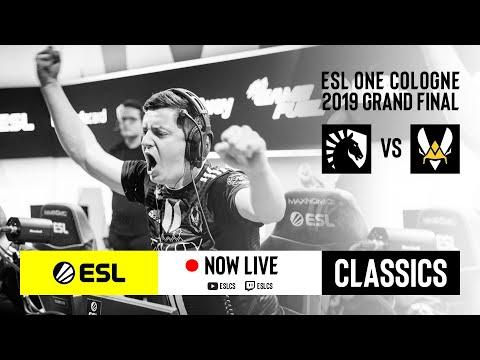 ESL Classics: ESL One Cologne 2019 Grand Final