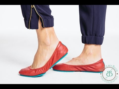 Tieks Foldable Flats Shoe review