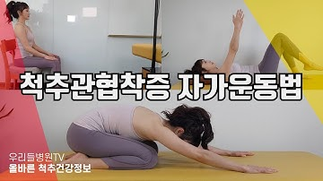 골칫덩이 허리병 치료하는 자가운동법 /우리들병원TV