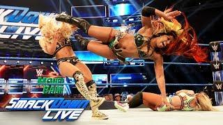Ember Moon & Carmella vs. Mandy Rose & Sonya Deville: SmackDown LIVE, May 7, 2019